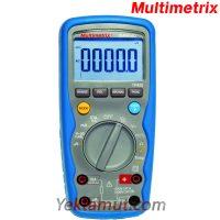 مولتیمتر پرتابل صنعتی مدل DMM240 مولتی متریکس